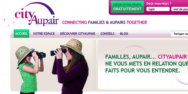 City Aupair